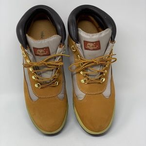 Men's timberlands sneaker boots size US 12